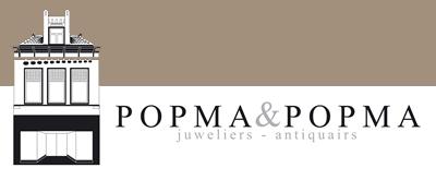 logo juwelier Popma & Popma